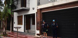Asesinato en Barrio Yofre Norte