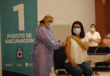 vacunación en Córdoba