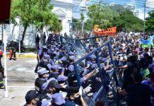 Enfrentamientos en Formosa