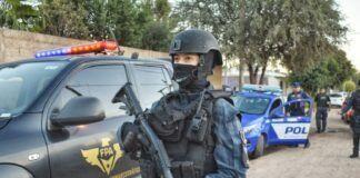 Fuerza Policial Antinarcotráfico