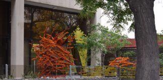Esculturas fuego
