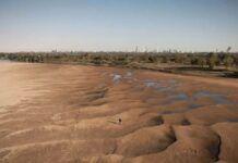 Emergencia hídrica por bajante del Río Paraná