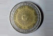 Moneda error