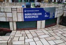 Baños de Plaza San Martín